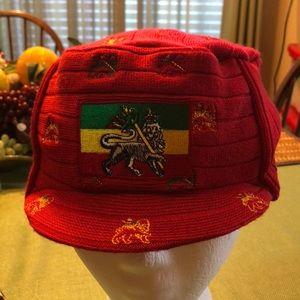 Other - Lion of Judah knit hat